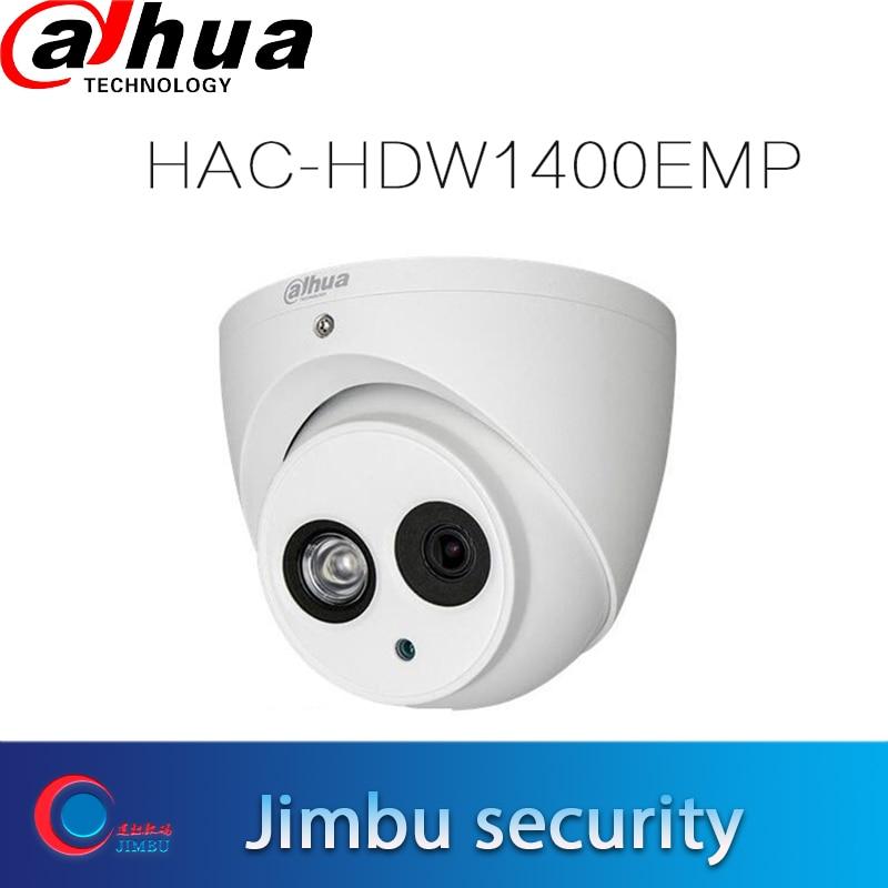 Caméra dahua 4mp dôme HDCVI longueur maximale IR 50 m, DH HAC HDW1400EMp du corps en métal IR intelligent-in Caméras de surveillance from Sécurité et Protection on AliExpress - 11.11_Double 11_Singles' Day 1