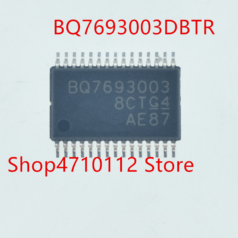 Free Shipping NEW 10PCS/LOT BQ7693003DBTR BQ7693003 TSSOP-30