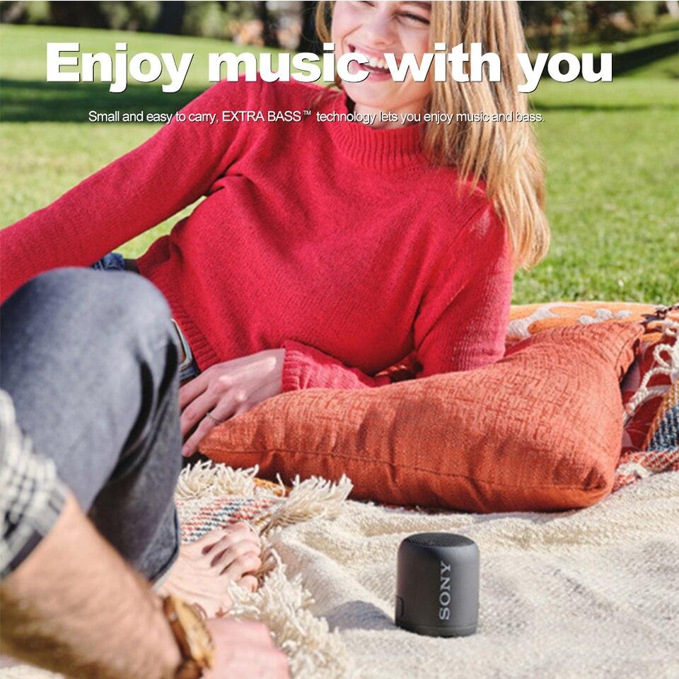 Sony SRS-XB12 Portable Wireless Speaker 7