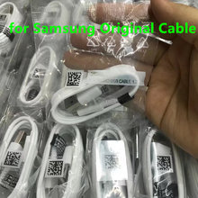 2019 Original Cable 1.2M Micro USB charging cable for Samsung Galaxy S6 S7 S6 Edge S7 Edge,White samsung galaxy s6 edge 128gb white