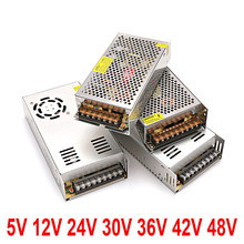 Switching power supply 12V voltage 220V to 12V AC-DC power supply 5 12 24 36 V AC-DC 220V to 5V 12V 24 V 36V 1A 5A 20A 30A light