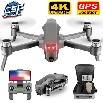 2020 NWE M1 Drone Quadcopter With 4K HD Camera Live video 1.6KM control distance Flight 25 minutes gps system supports TF card