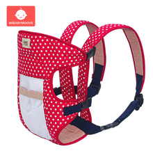 Ergonomic Baby Carrier Backpack Cotton Wraps Newborn Sling Mochila Portabebe Ergonomico Kangaroo