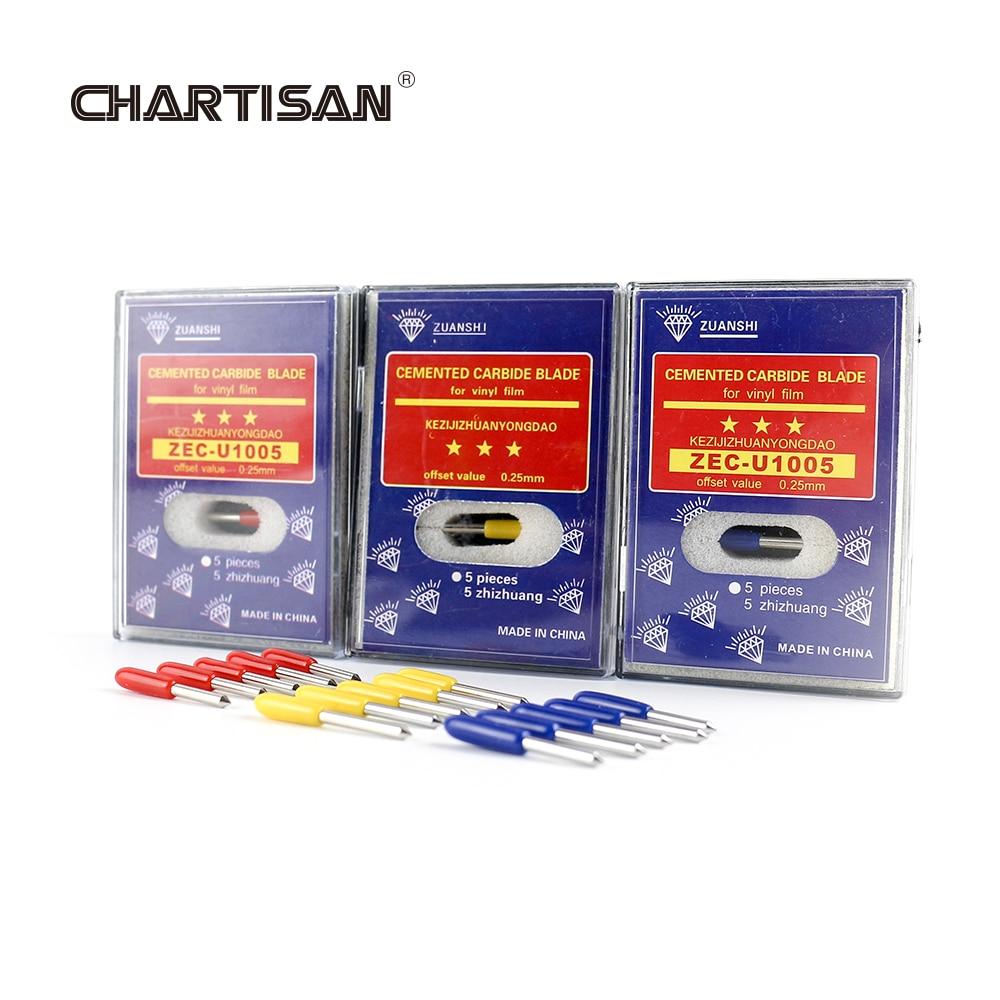 Lettering Cutter 30 45 60 Degree Roland Cutting Plotter Vinyl Cutter Blade and Holder