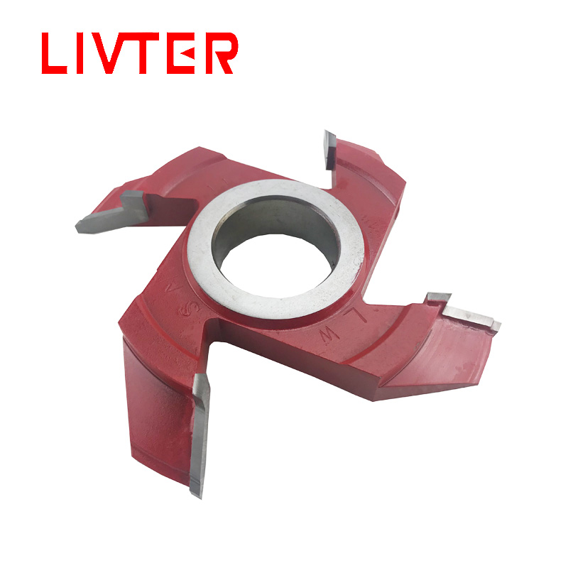 LIVTER Customize Profiling Shaper Cutters Crown Molding Shaper Cutters For Machine Parts