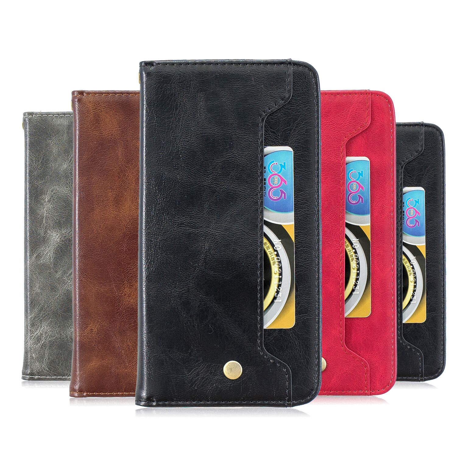 Leather Book Flip Phone Wallet Case Cover For Nokia 5 Nokia5 Luxury Phone Case Coque For Nokia 5 Nokia5 <font><b>TA</b></font> <font><b>1053</b></font> <font><b>TA</b></font>-<font><b>1053</b></font> Fundas image