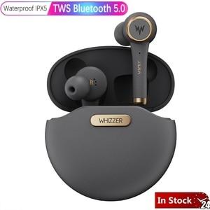 Image 5 - Whizzer TP1 беспроводные Bluetooth наушники TWS V5.0 водонепроницаемые IPX5 в ухо 3D стерео беспроводные наушники с сенсорным управлением