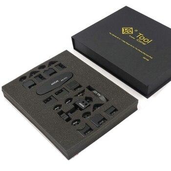 26 in 1 Gtool GB1100 iCorner Kit per iPad del iPod di iPhone 8P 8 5 5S 6 6 Più 6s 7 Angolo Fianco Piegare Fix cornice Set di Strumenti di Riparazione