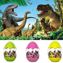 60 pçs de madeira quebra-cabeças dinossauro ovo embalagem dinossauros quebra-cabeça placa brinquedos educativos para crianças quebra-cabeças presentes