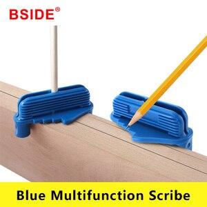Новые ручные инструменты, инструмент для офсетной маркировки, подходит для стандартных деревянных карандашей, многофункциональные деревообрабатывающие аксессуары, центральный писатель, Деревообработка