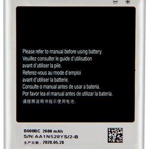 Image 5 - SAMSUNG orijinal pil B600BC B600BE B600BK B600BU Samsung GALAXY S4 I9500 S3 S3 MINI B500BE S4 MINI S5 S5MINI EB BG800CBE