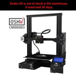 Ender 3 3D drucker DIY Kit Große druck Größe I3 mini Ender-3/Ender-3X drucker 3D Creality 3D drucker Fortsetzung print Power