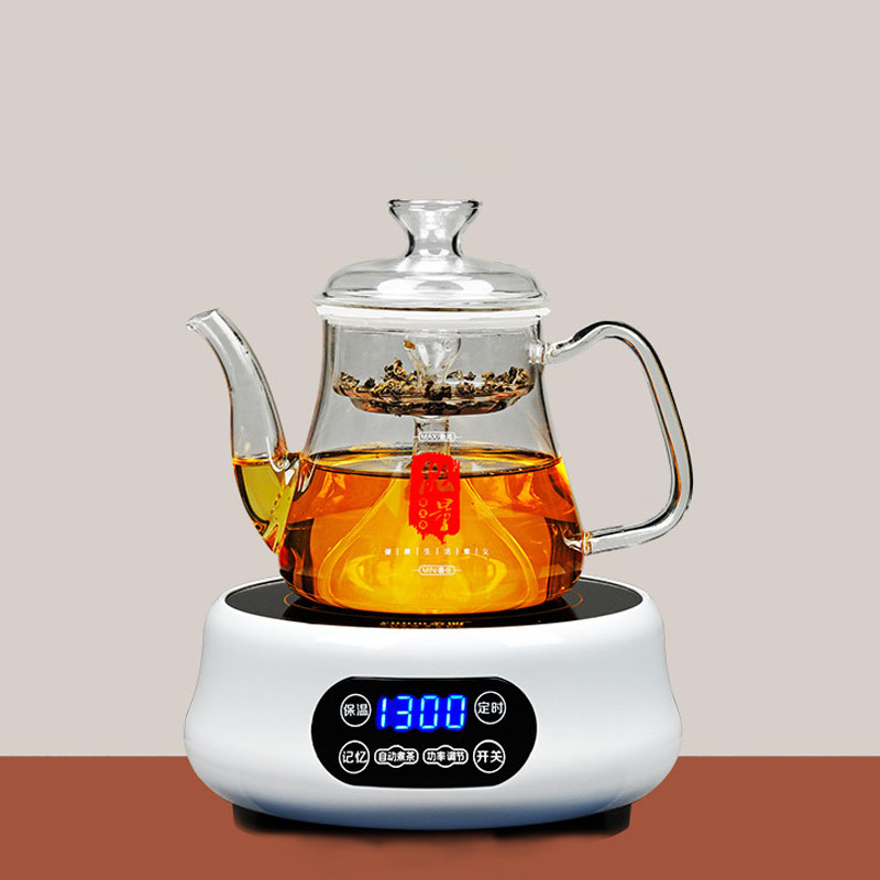 110V/220V Electric Heater Stove Hot Cooker Plate Milk Water Coffee Tea Heating Furnace Multifunctional Kitchen Appliance 1300W