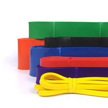 Gym 208cm Resistance Bands Set Yoga Band Rubber exercise Elastic Loop Pull Up Assist Fitness Stretch Expander Strength Exercise