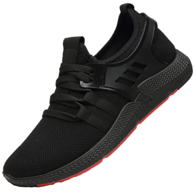 2020 Summer Mesh Shoe Sneakers For Men Shoes Breathable Men's Casual Shoes Lace-up Male Shoes Loafers Size 39-44 Tenis Masculino