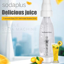 Новая портативная бытовая машина для газированных напитков Sodas машина для производства напитков X85