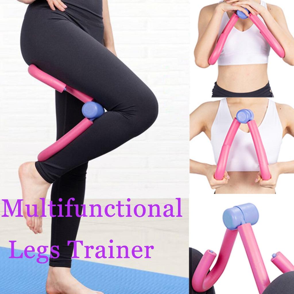 Multi-functional Thigh Leg Exerciser Fitness Home Exercise Equipment Leg Trainer
