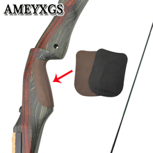 Wear-Pad Archery-Accessories Riser Recurve Bow Finger-Slip Hunting Shooting Protection-Pad