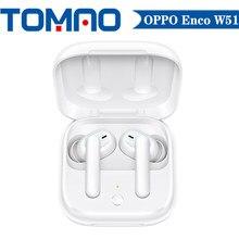 OPPO Enco W51 TWS ENCO W31 Kopfhörer Bluetooth 5,0 ANC Geräuschunterdrückung Drahtlose Kopfhörer Für Reno 4 SE Pro 3 finden X3 X2 Pro
