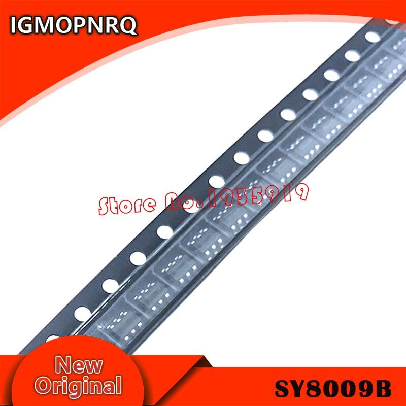 Free Shipping 10PCS SY8009 SOT23-6 SY8009B SOT-23 SY8009BABC SMD Original