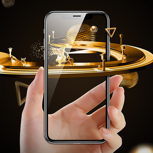 Image 2 - Tempered Glass For iPhone 11 8 7 6 5 Plus X XR XS MAX glass iphone 11 Pro MAX screen protector Protective glass on iphone 11 pro