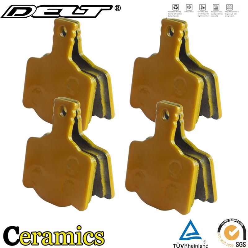 4 Pair Ceramics MTB Cycling Bicycle Bike Disc Brake Pads For Magura MT2 MT4 MT6 MT8 Parts Accessories