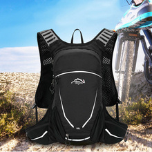 15L Nylon Waterproof Mountain Bike Backpack Breathable Large Capacity Bicycle Bags Cycling Light bag