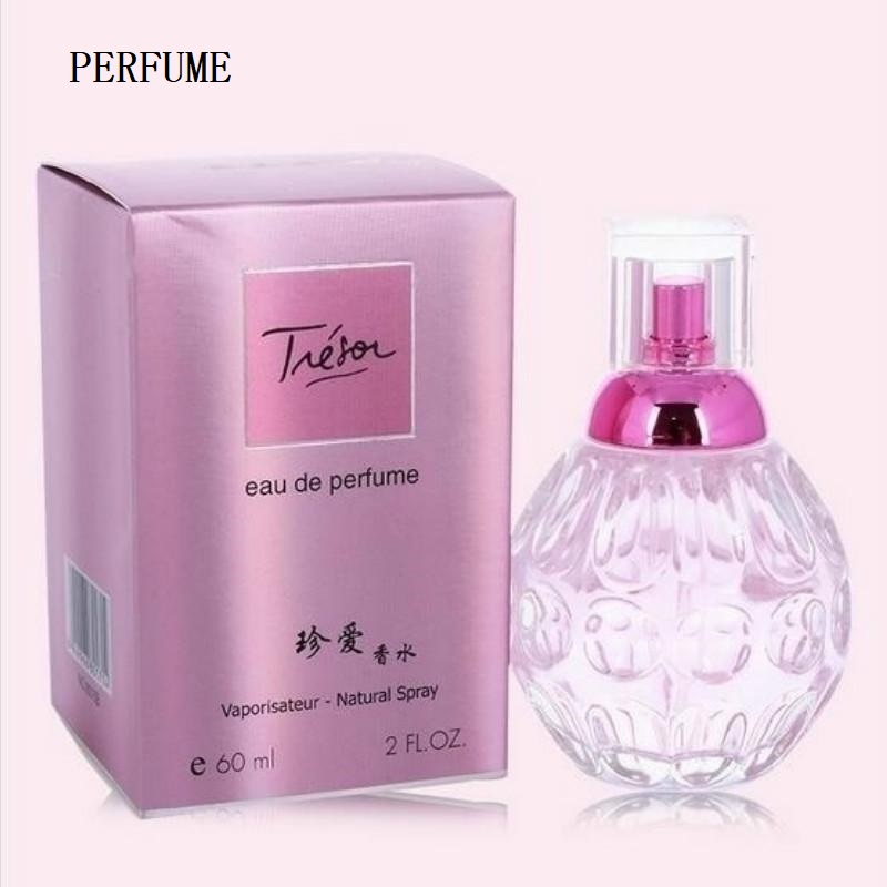60ml Women's Parfum French Perfume Internationally Renowned Fragrances Deodorant Crystal For Women