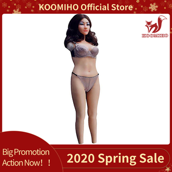 KOOMIHO Realistic Female Mask 9-point Bodysuit C Cup Silicone Breast Form Fake Vagina for Crossdresser Transgender Drag Queen 2G c cup full silicone tights rubber bodysuit crossdress male to female transsexual cosply transgender fake silicone breast form