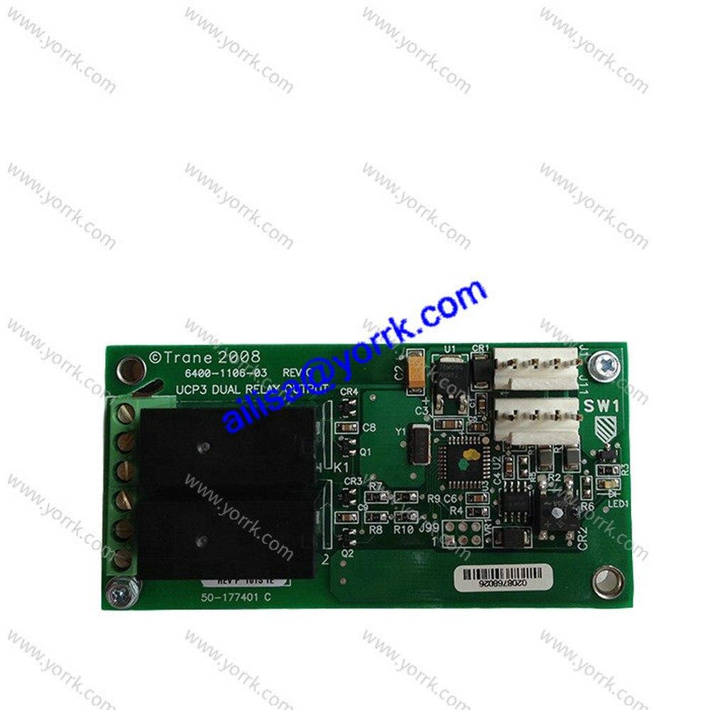 BRD02944 Chiller refrigeration compressor parts circuit board BRD04878 start module