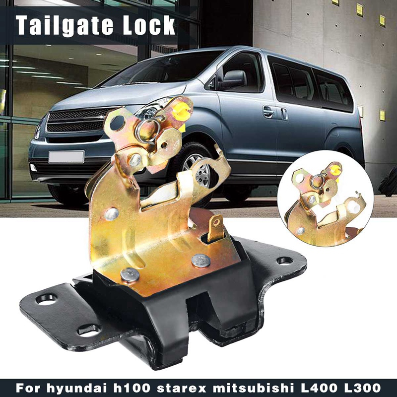 81310-43300 Car Rear Tailgate Tail Lock Block For Hyundai H100 Grace Starex Jac Refine For Mitsubishi Delica L400 L300