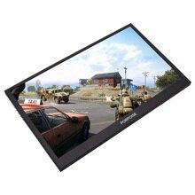 17.3 인치 게임 휴대용 화면 1920x1080 hdr ips 144 hz ntsc 72% 디스플레이 유형 c ps4 xbox ns 스위치 usb 모니터