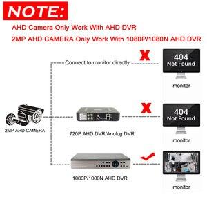 Image 5 - HD 1080P 720P Metall wasserdichte mini ahd kamera 2MP 1MP CCTV Video Überwachung Kamera