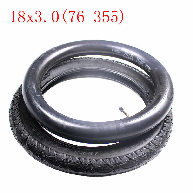 "Electric Bike Bicycle EBike Motor Scooter Moped Inner Tube Bent Valve 16/"" /& 18/"""