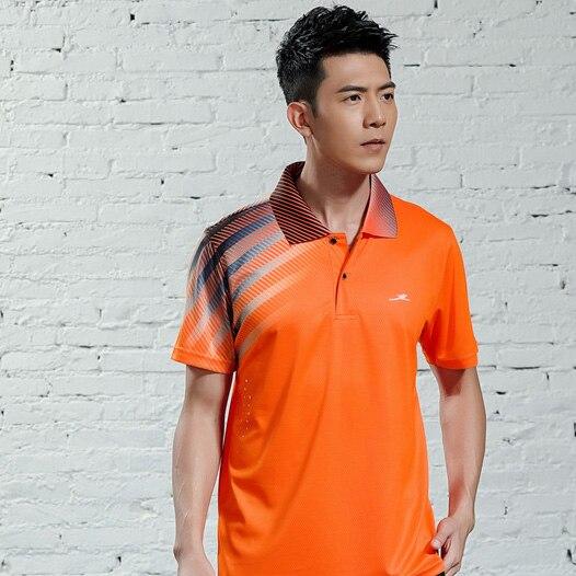 V-образная горловина, короткий рукав, форма для настольного тенниса, один топ для мужчин и женщин, летняя одежда для учеников средней школы, студентов средней школы - Цвет: A2622male1