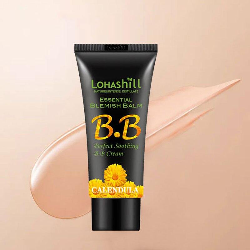 BB Cream Concealer Sun Block Long Lasting Waterproof Primer Makeup Foundation Brighten Skin Colour Blemish Spot Cream