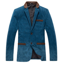 Suit Jacket Blazers Korean-Style Spring Men's Casual Cotton XL 55-90KG Autumn Boys