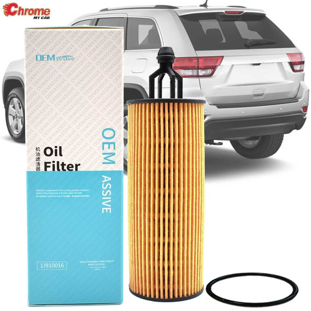 Oil Filter For Jeep Grand Cherokee Wk2 2010 2011 2012 2013 2014 2015 2016 2017 2018 2019 Wrangler 2014 2017 3604cc Engine Oil Filters Aliexpress
