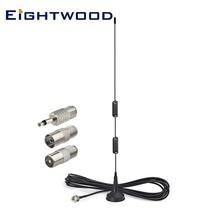 Eightwood FM Radio Antenne F Luft für Denon Pioneer Onkyo Yamaha Marantz Sherwood HD FM Radio AV Audio Vedio Stereo empfänger