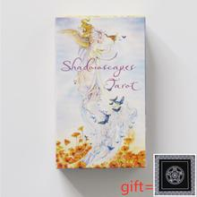 Shadowscapes Tarot Deck Cards Board-Game Divination Oracles for Women Girls Mysterious