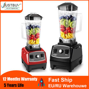 Professional Blender Mixer Blade-Juicer Food-Processor Ice-Smoothie-Machine Heavy-Duty