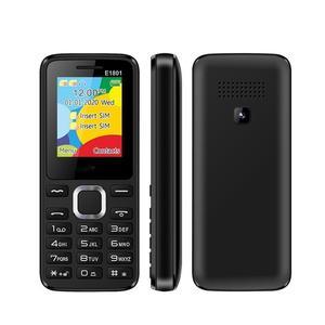 Image 4 - E1801 2G GSM 1.77 Inch Feature Phone 800mAh Cellphone FM Dual SIM Radio Man Wireless Standby Dual For Elder Telephone M0X2