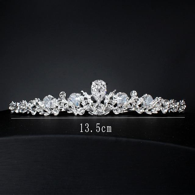 Luxury Crystal Bridal Jewelry Set  4
