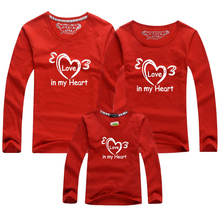 Family Clothing Outfit Christmas Daughter Mom And Kid Son Dad T-Shirts