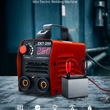 ZX7-250 250A Mini Electric Welding Machine Portable Digital