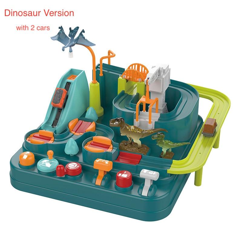 Dinosaur Version