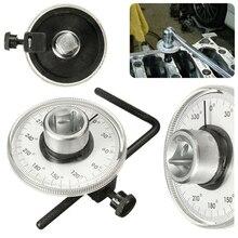 Ручной Автомобильный угловой манометр комплект оборудования аксессуары 1/2 дюймов регулируемый привод грузовика