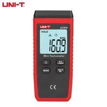 UNI-T ut373 digital motor laser tacômetro não-contato velocímetro rpm lcd odômetro para a motocicleta, motor, carro e barco