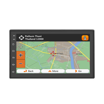 7inch Navigation Double Din FM Stereo Radio Universal Backup Camera Car Player LCD Display Multifunctional MP5 For Android 8.1