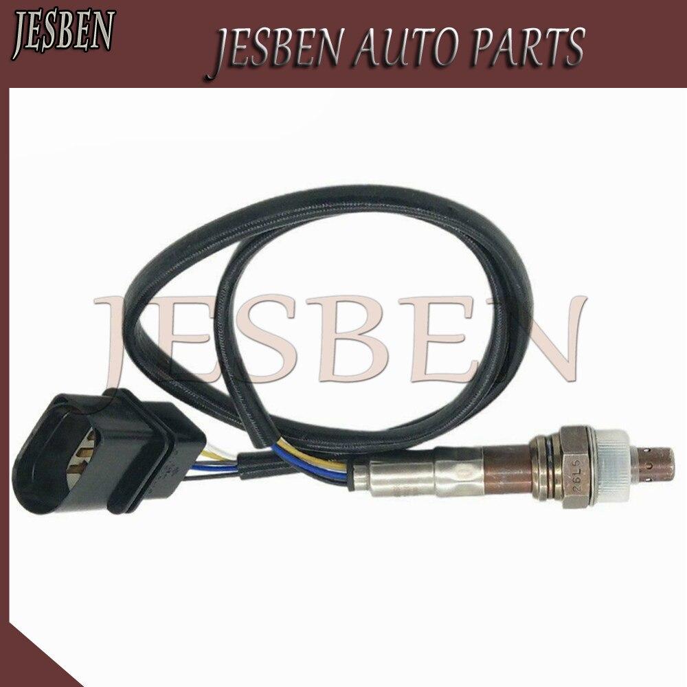 Recién 5-cable de sonda Lambda oxígeno O2 sensor apto para AUDI A3 V W Jolf Jetta SEAT Altea SKODA Octavia 06A906262BR 06A 906, 262 BR